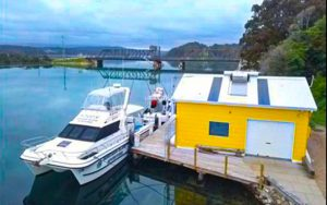 Boat Shed Montague Island Adventures