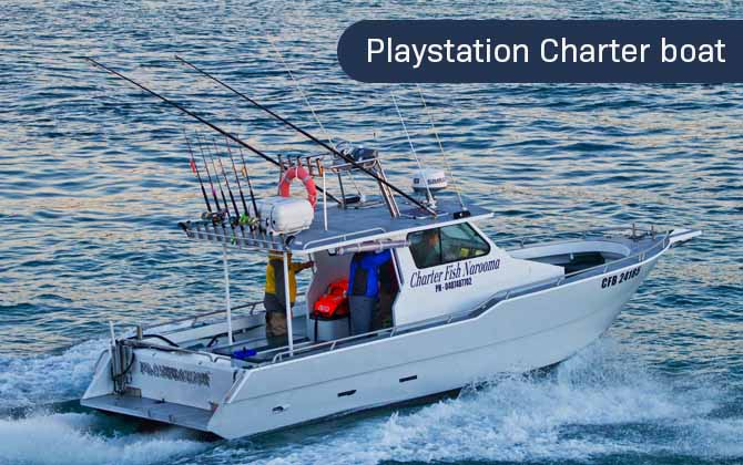 Charter Fish Narooma Playstation